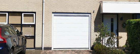 sectionale garagepoorten Sint-Niklaas